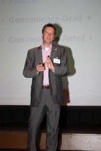 Carsten Zellner, Vorsitzender des VdF, bei der 30. Verbandstagung in Würzburg. Foto: Müller/CM