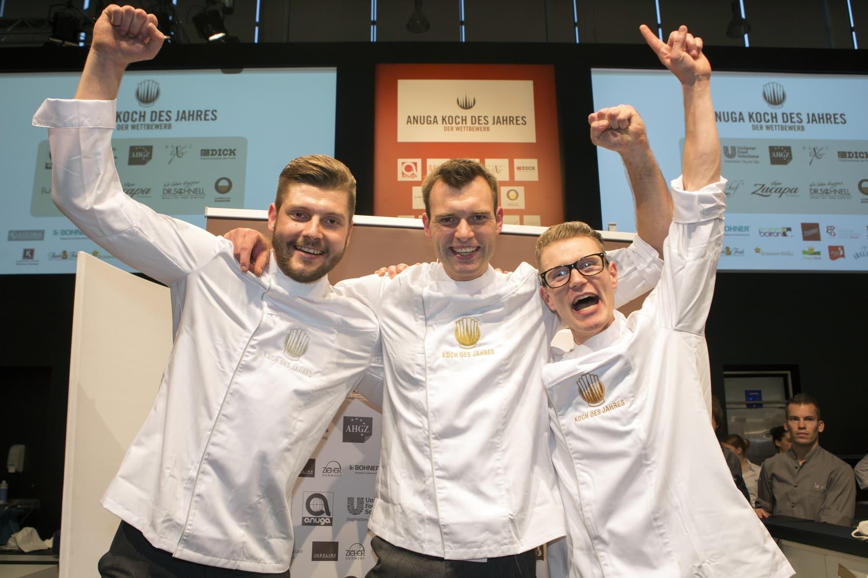koch des jahres | catering management, Modern dekoo