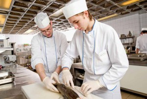 Bayer-Gastronomie - Köche-Ausbildung