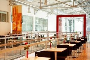 Ab 2017 werden die Restaurants der Koelnmesse von Aramark und Kirberg Catering betrieben. Foto: koelnmesse