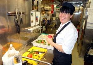 Ein Viertel aller verarbeiteten Lebensmittel ist Frischware. Foto: Martina Emmerich