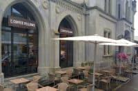 Coffee Fellows im Hauptbahnhof von Konstanz