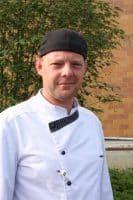 """Andreas Rath ist LeiterAndreas Rath ist Leiter der Küchen von """"mach mahl"""". Foto: CM/max"""
