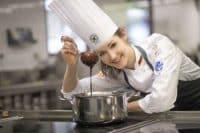 Neue Gesichter in der Jugendnationalmannschaft der Köche: Isabell Henning