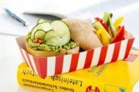 Veganer Snack. Foto: DGE