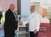 Thomas B. Hertach und Armin von der Meulen als Vertreter von Netzwerk Culinaria. Foto: Netzwerk Culinaria