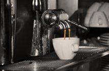Kaffee aus der Siebträgermaschine