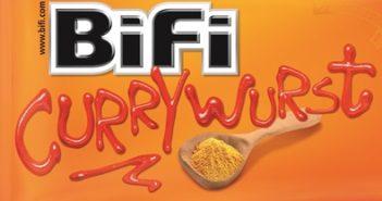 Bifi als Currywurst