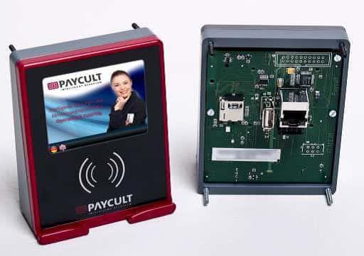 Automatenleseeinheit CARUS von Paycult