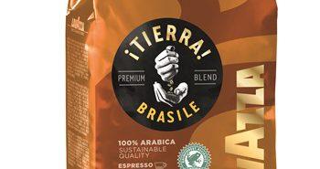 Tierra Brasil Länderkaffee von Lavazza