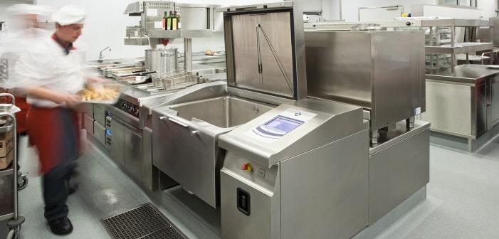 Automatische Reinigungssysteme sorgen dafür, dass Fachkräfte nicht unnötig aufgehalten werden.