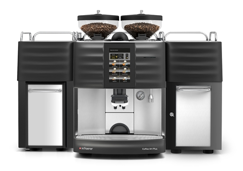Schaerer Coffee Art Plus