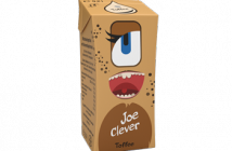 Schulmilch Joe Clever, Toffee-Geschmack
