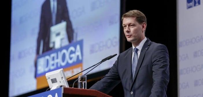 Dehoga-Präsident Zöllick