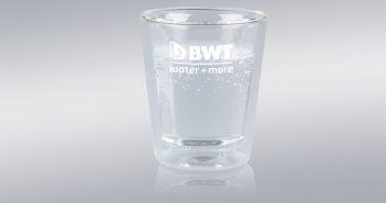 Mineralisiertes Filterwasser von BWT water+more