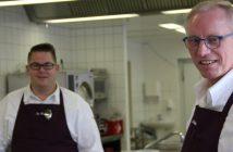Unilever Fachberater Kai Rahna und Norbert Skodda.