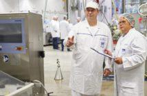 Experten im KIN-Lebensmittelinstitut