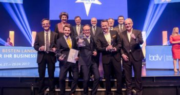 Preisverleihung Vending Star, Eu'Vend & Coffeena Night 2017,