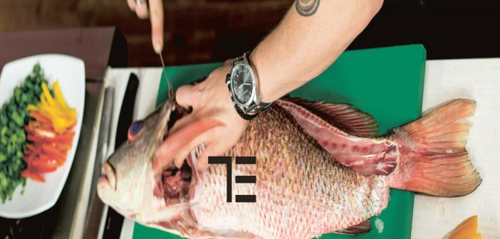 Next Chef Jonas Straube: Erstes Kochbuch