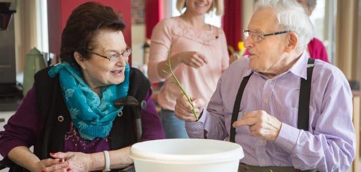 Unterhaltung Senioren