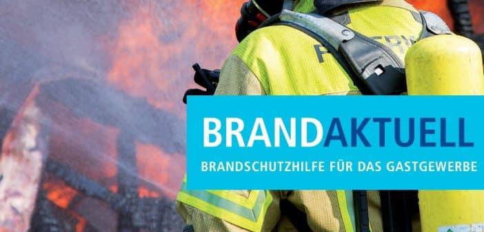 Brandschutz-Hotline für Gastronomen