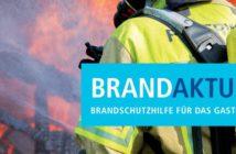 Cover der Informationsschrift Brandaktuell