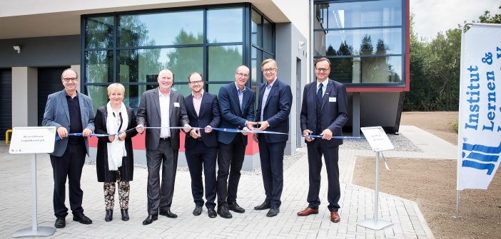 neues Logistikzentrum ILL