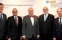 BGN-Vorstand mit Bernd Fellmer und Dirk Ellinger