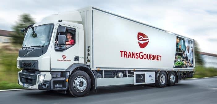 Transgourmet Lastwagen