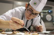 Koch bei der IKA/Olympiade der Köche