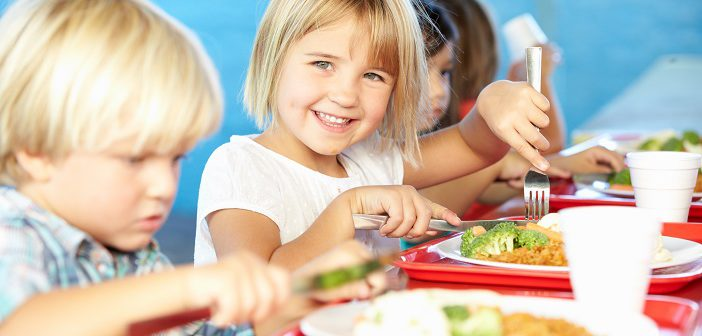 Besser essen in bayerischen Schulen und Kitas