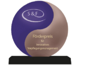 Anmeldung zum S&F-Förderpreis gestartet
