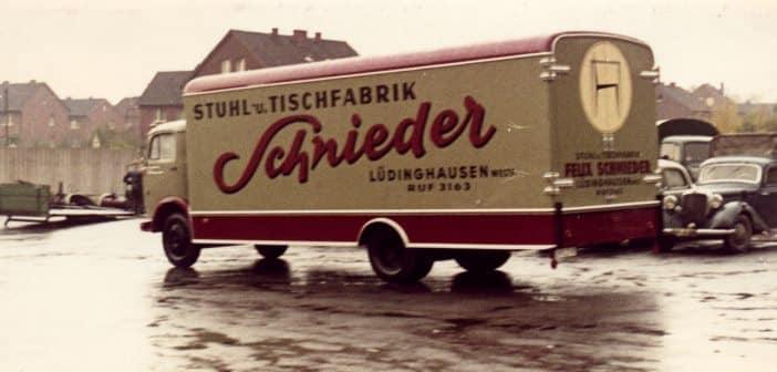 Schnieder historisches Fahrzeug