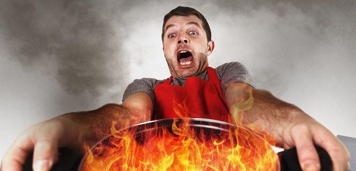 Brandschutz: Norm für sichere Küchen