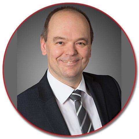 Oliver Schrock, Leiter Geschäftsbereich Einkauf bei der S&F-Gruppe