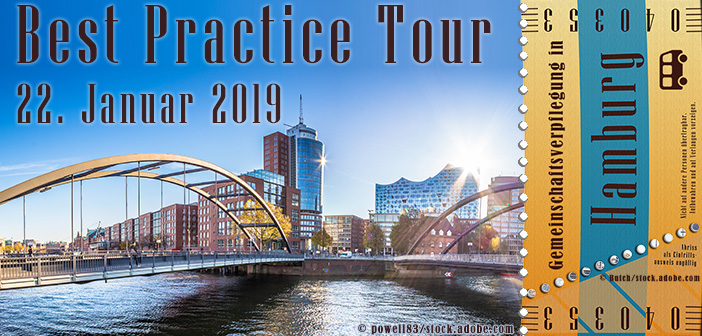 Best Practice Tour Hamburg 2019