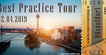 Best Practice Tour Düsseldorf 2019