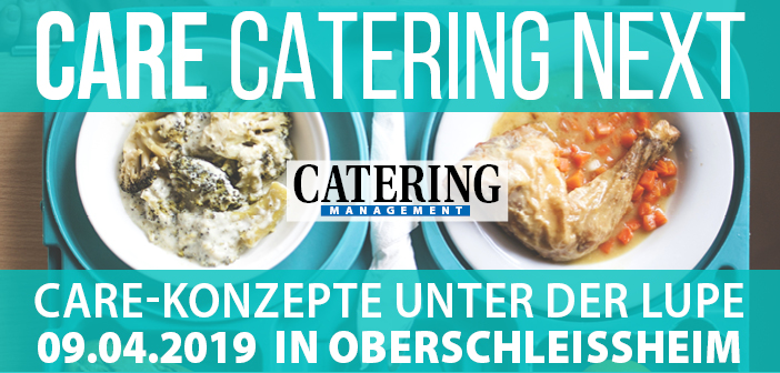 Care Catering next 2019