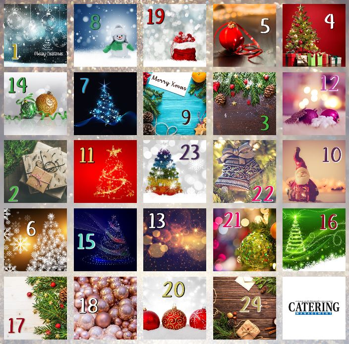 Catering Management Adventskalender