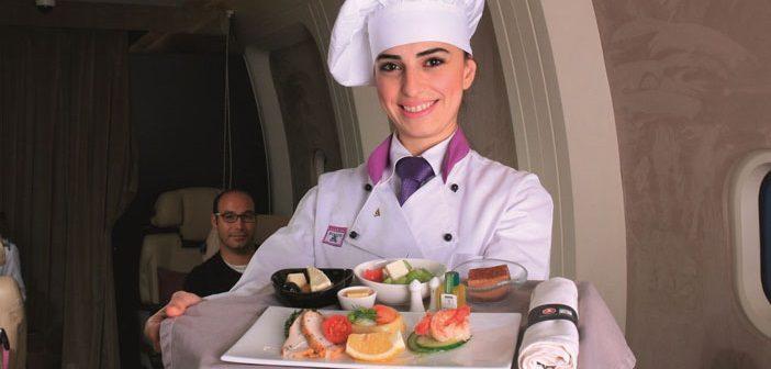 Airline Catering in Bewegung