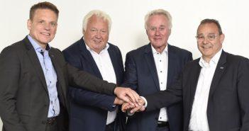 Händeschütteln beim Vertragsabschluss