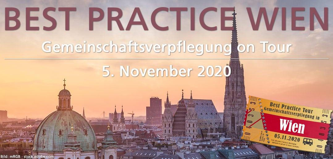 Best Practice Tour Wien 2020