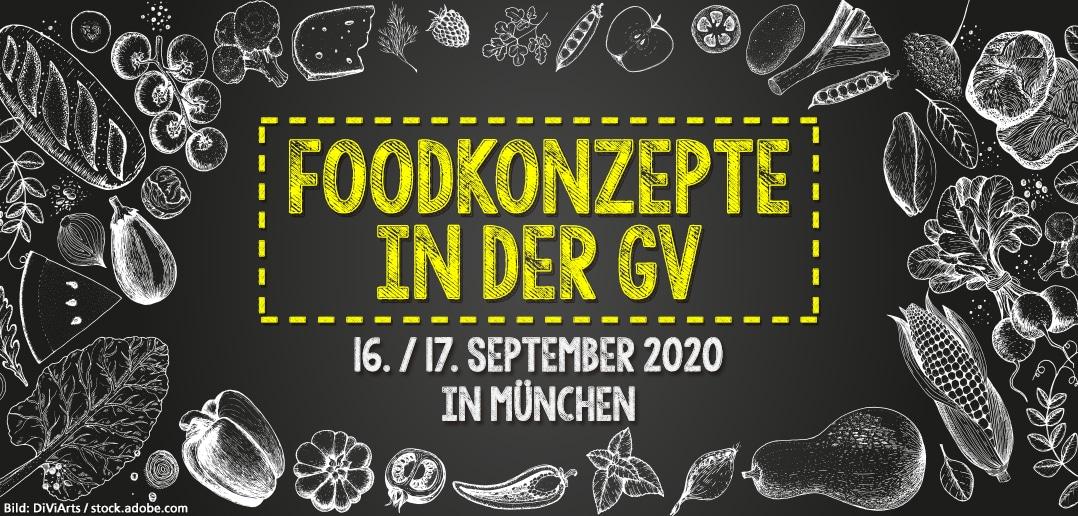 Foodkonzepte in der GV 2020