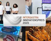 Intergastra: Gewinner des Innovationspreis 2020 stehen fest