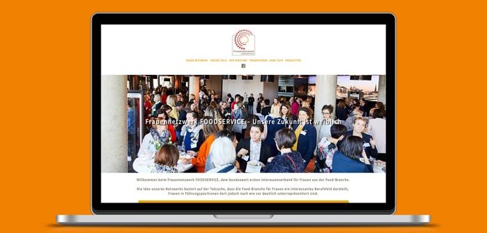 Frauennetzwerk Foodservice: Neuer Online-Auftritt