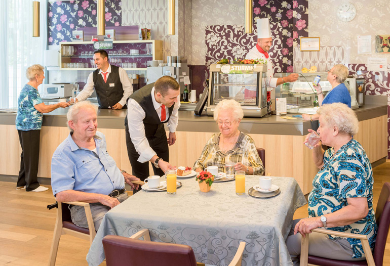 Kuratorium Wiener Pensionisten-Wohnhäuser - Bild: Jansenberger Fotografie