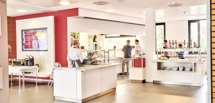 Kantine Avira Bild: Winterhalter Gastronom GmbH