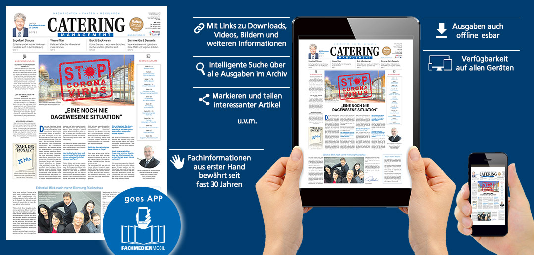 Catering Management im Premium-Abo