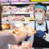 Gesichtsschutzschilde vom Verpackungshersteller
