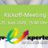 Startschuss für digitalen Treffpunkt gv-experten.de